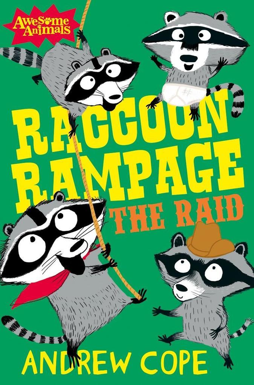 Raccoon Rampage - The Raid (Awesome Animals).pdf