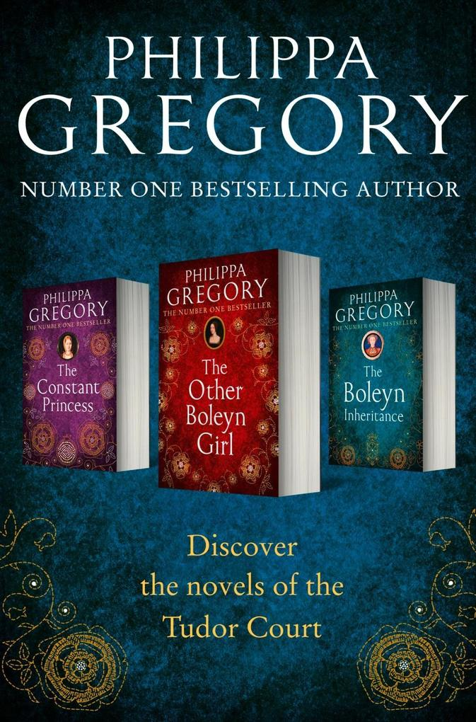 Philippa Gregory 3-Book Tudor Collection 1: The Constant Princess, The Other Boleyn Girl, The Boleyn Inheritance.pdf