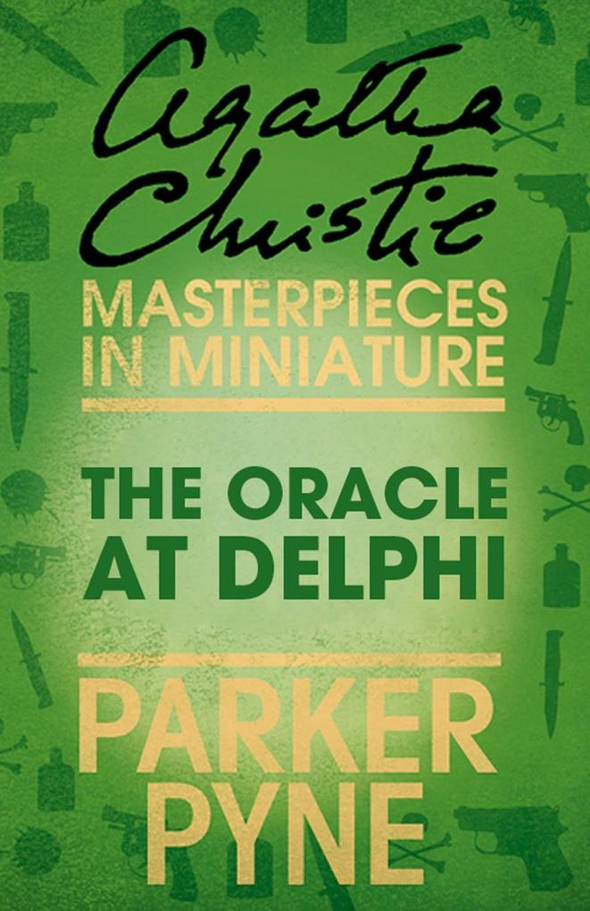 The Oracle at Delphi: An Agatha Christie Short Story.pdf