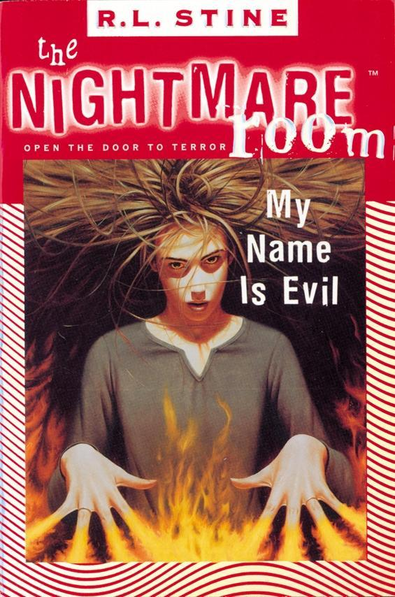 The Nightmare Room #3: My Name Is Evil.pdf