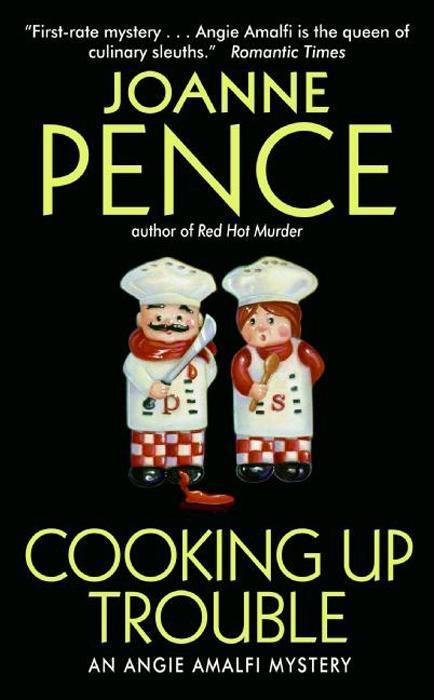 Cooking Up Trouble als eBook epub