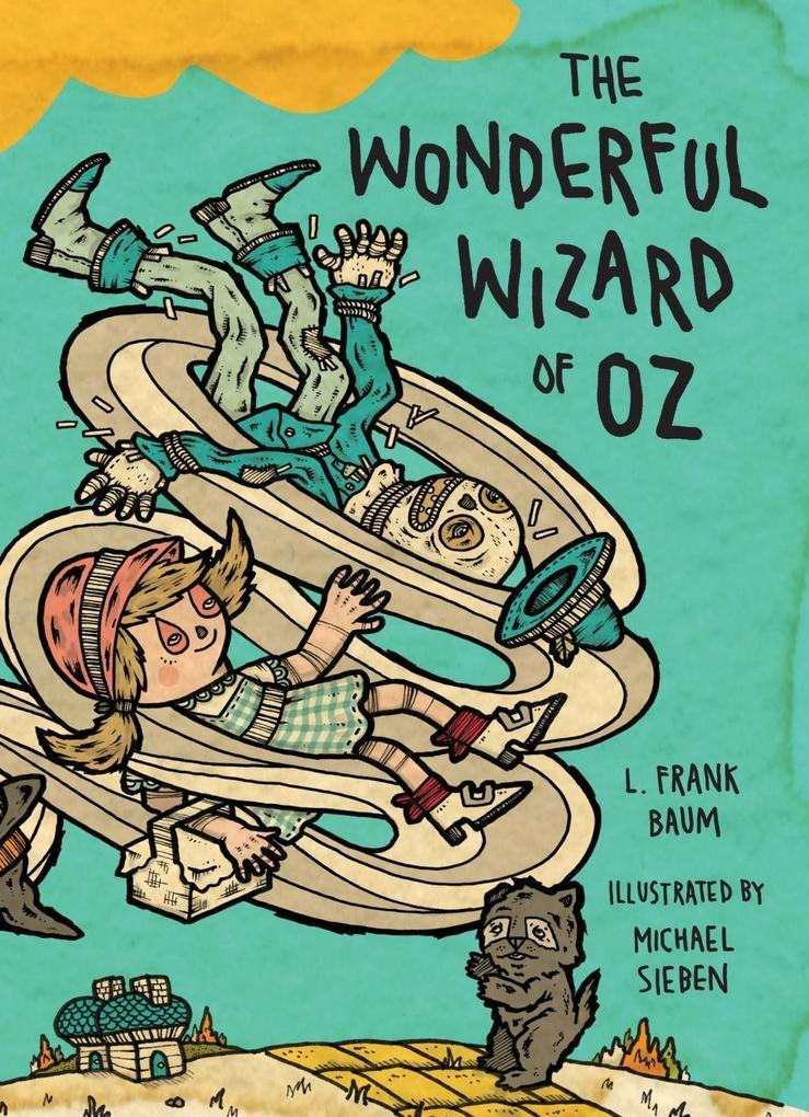 The Wonderful Wizard of Oz als eBook epub