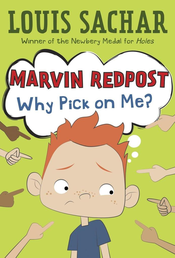 Marvin Redpost #2: Why Pick on Me? als eBook epub