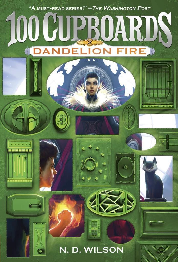 Dandelion Fire (100 Cupboards Book 2).pdf