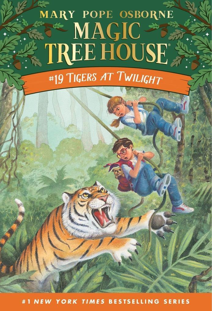 Tigers at Twilight als eBook epub