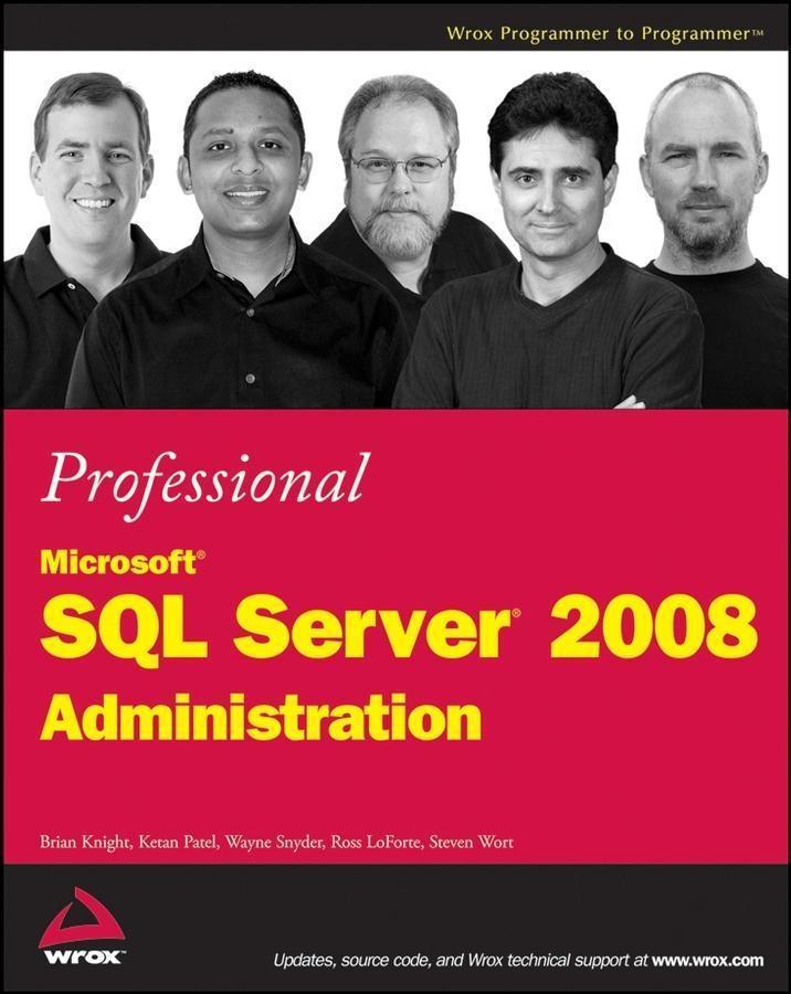 Professional Microsoft SQL Server 2008 Administration.pdf