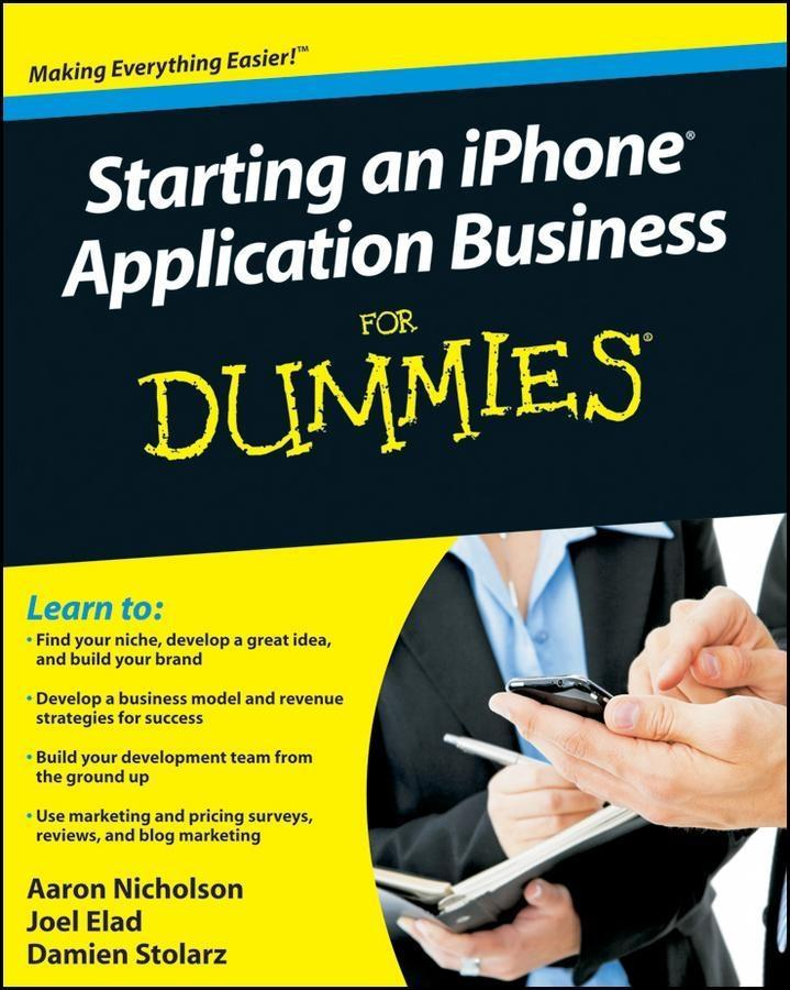 Starting an iPhone Application Business For Dummies.pdf
