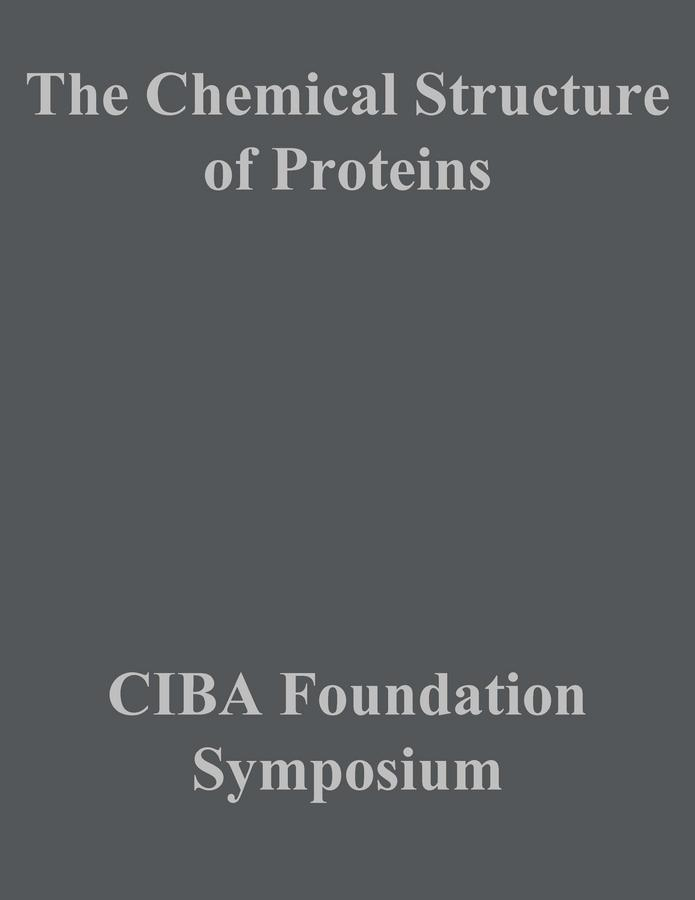 The Chemical Structure of Proteins.pdf