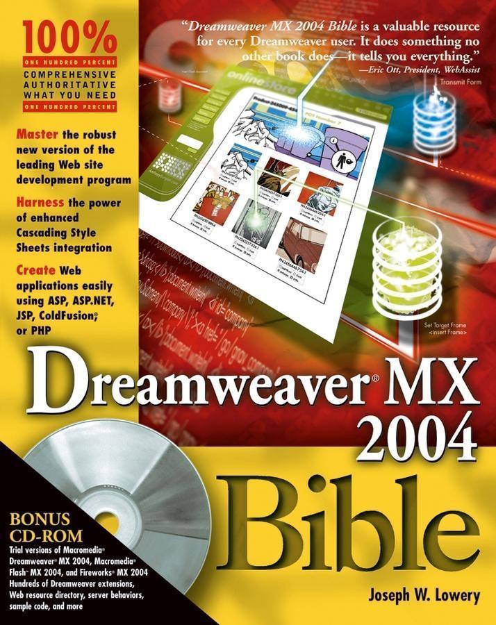 Dreamweaver MX 2004 Bible.pdf