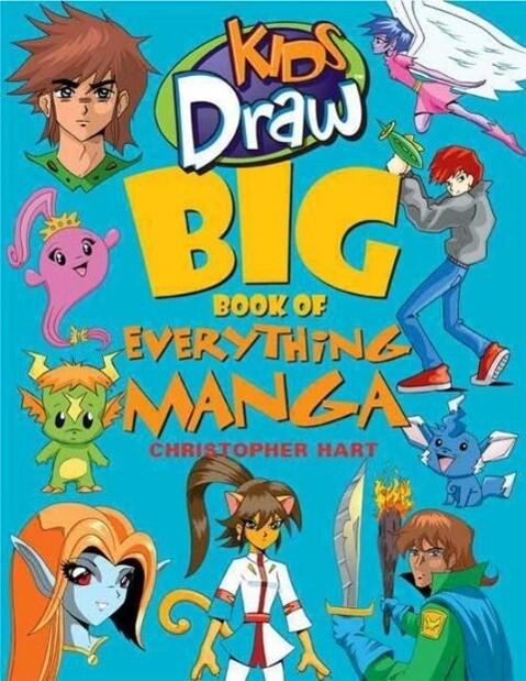 Kids Draw Big Book of Everything Manga.pdf