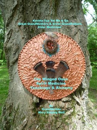 Winged Ones: Spirit Medicine Teachings & Alchemy.pdf