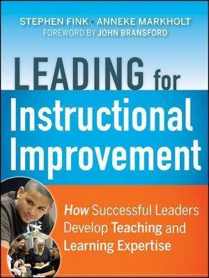 Leading for Instructional Improvement.pdf