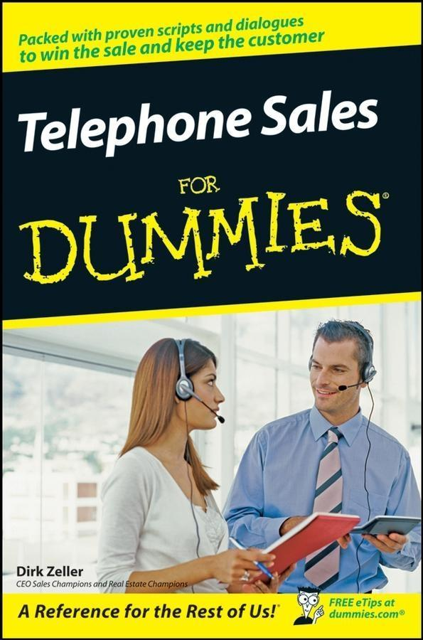 Telephone Sales For Dummies.pdf