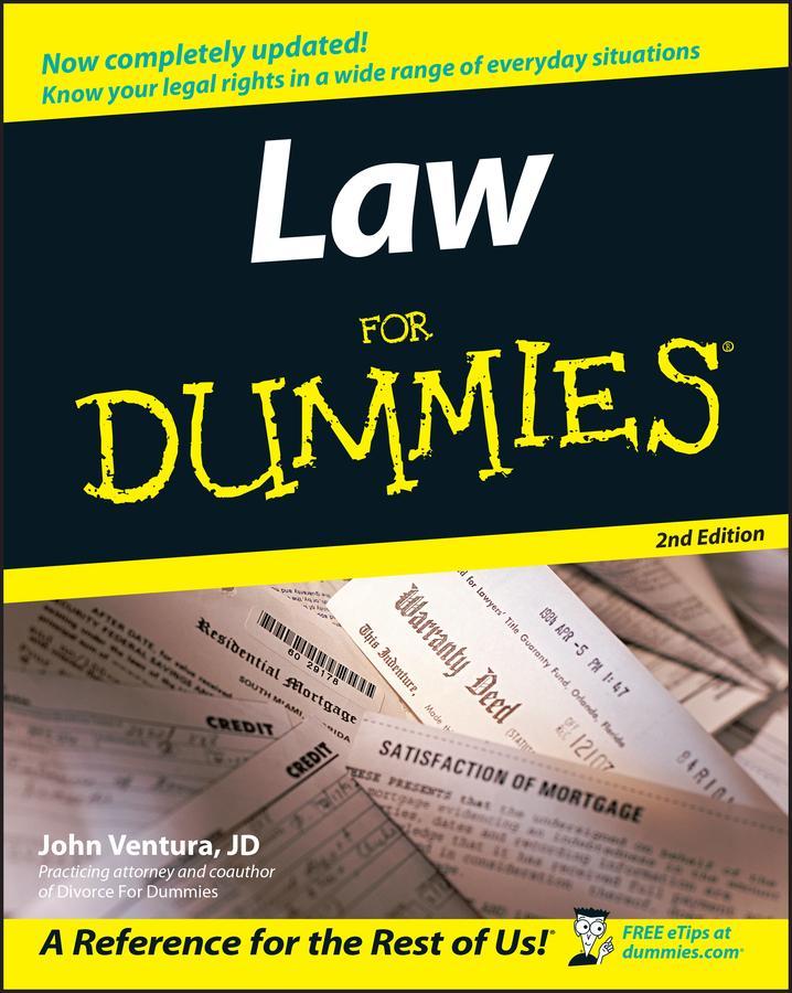 Law For Dummies.pdf
