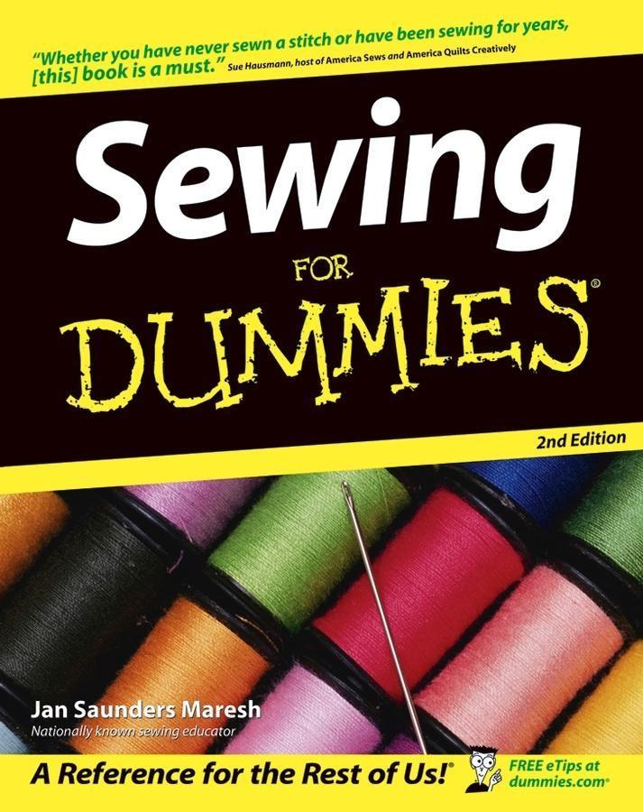 Sewing For Dummies.pdf