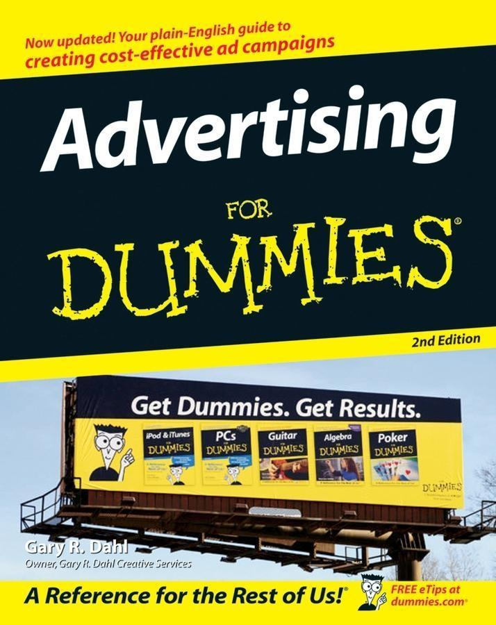 Advertising For Dummies.pdf