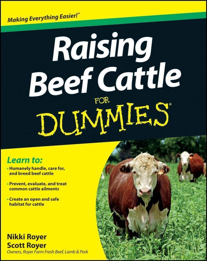 Raising Beef Cattle For Dummies.pdf
