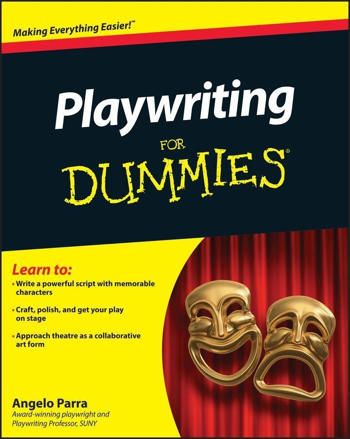 Playwriting For Dummies.pdf