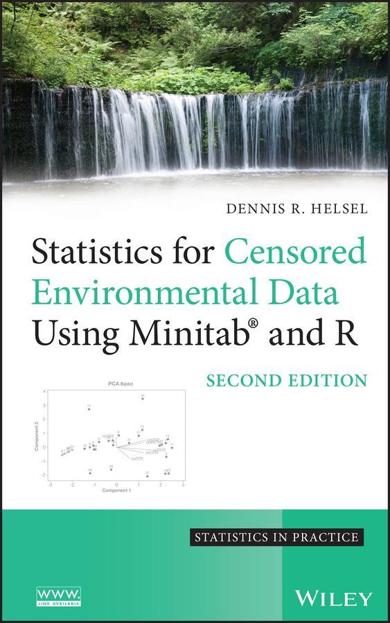 Statistics for Censored Environmental Data Using Minitab and R.pdf
