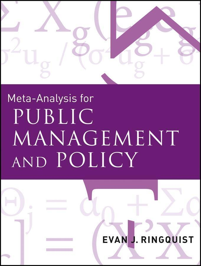Meta-Analysis for Public Management and Policy.pdf