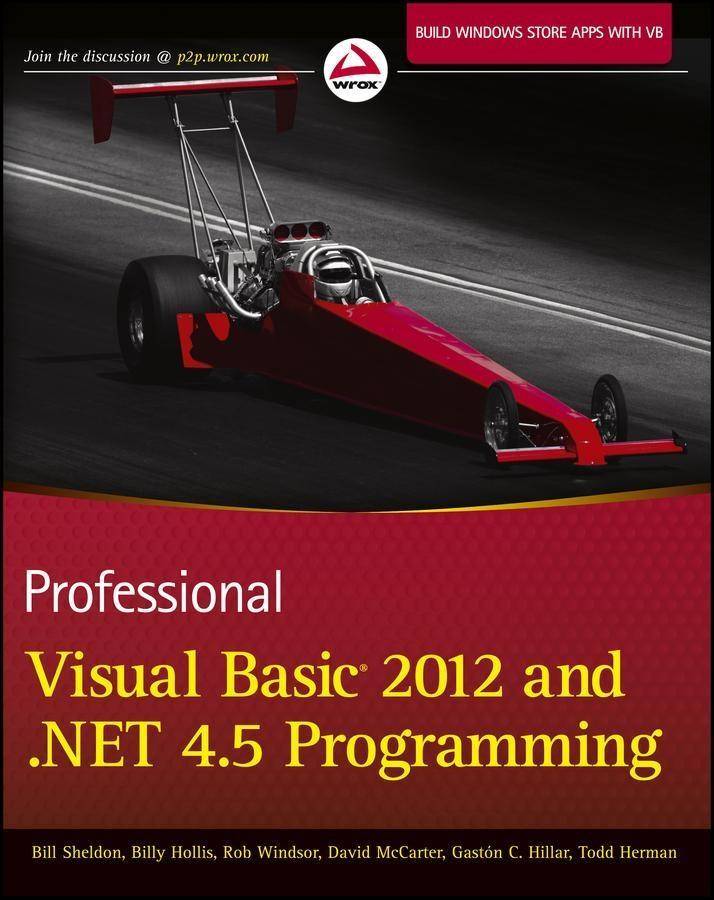Professional Visual Basic 2012 and .NET 4.5 Programming.pdf