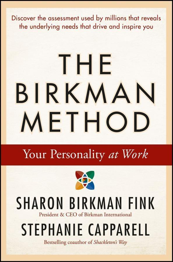 The Birkman Method.pdf