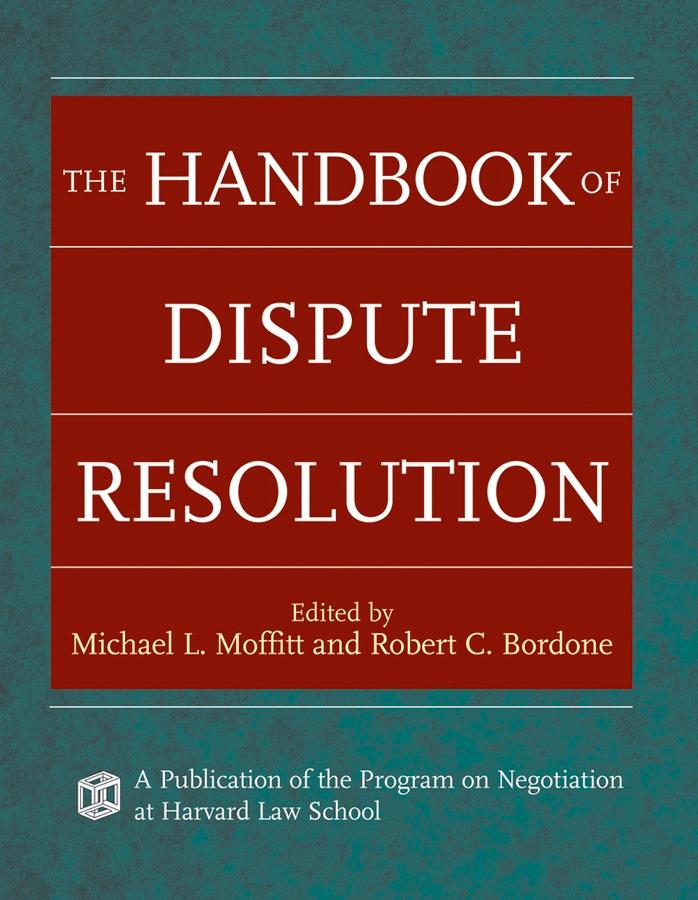 The Handbook of Dispute Resolution.pdf