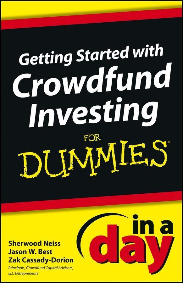 Getting Started with Crowdfund Investing In a Day For Dummies.pdf