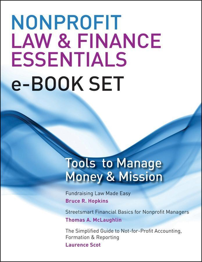Nonprofit Law & Finance Essentials e-book set.pdf