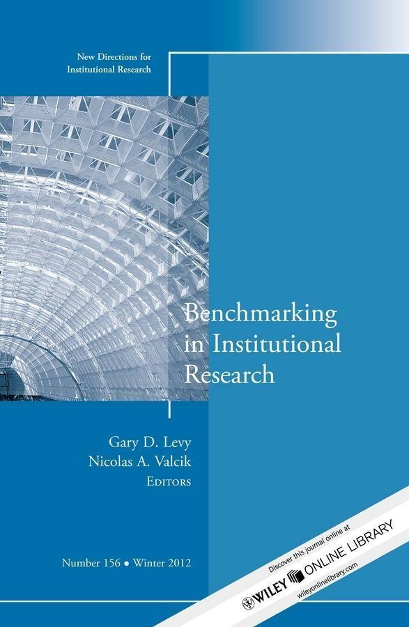Benchmarking in Institutional Research.pdf
