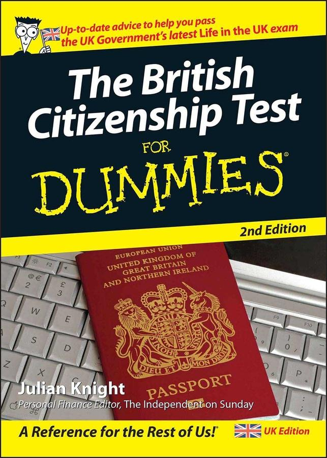 The British Citizenship Test For Dummies, 2nd UK Edition.pdf