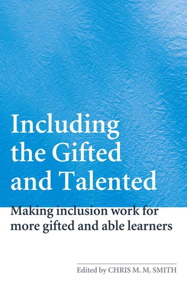Including the Gifted and Talented.pdf