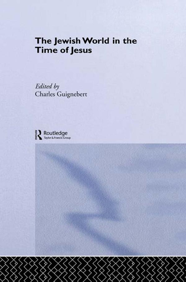 The Jewish World in the Time of Jesus.pdf