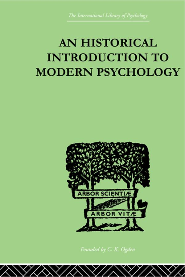 An Historical Introduction To Modern Psychology.pdf