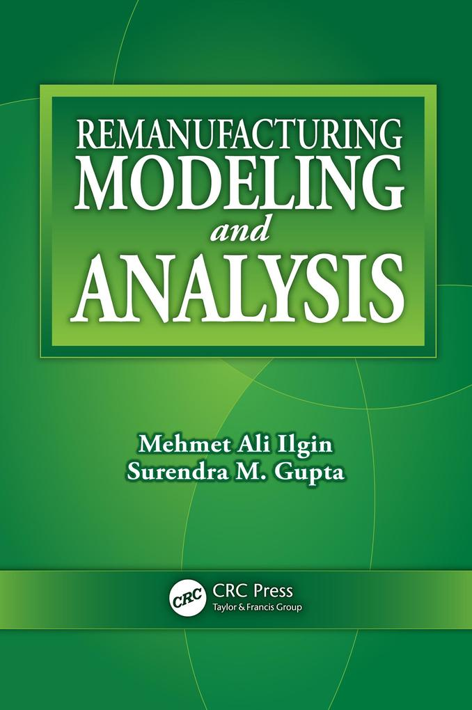 Remanufacturing Modeling and Analysis.pdf
