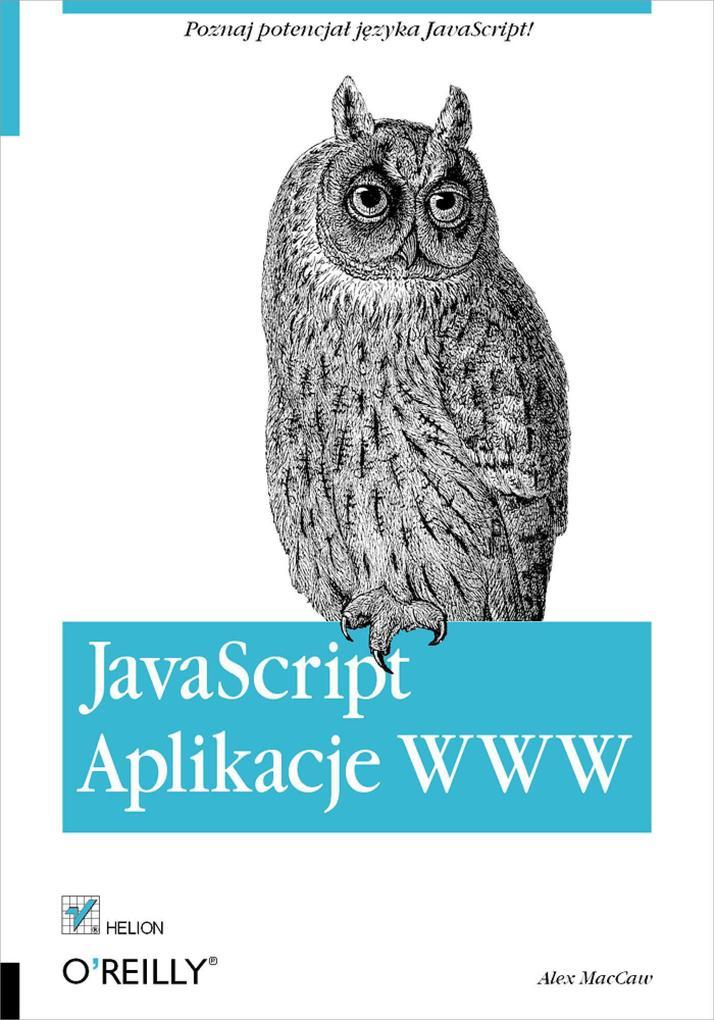 JavaScript. Aplikacje WWW.pdf