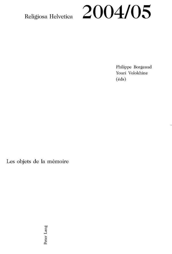 Les objets de la memoire.pdf