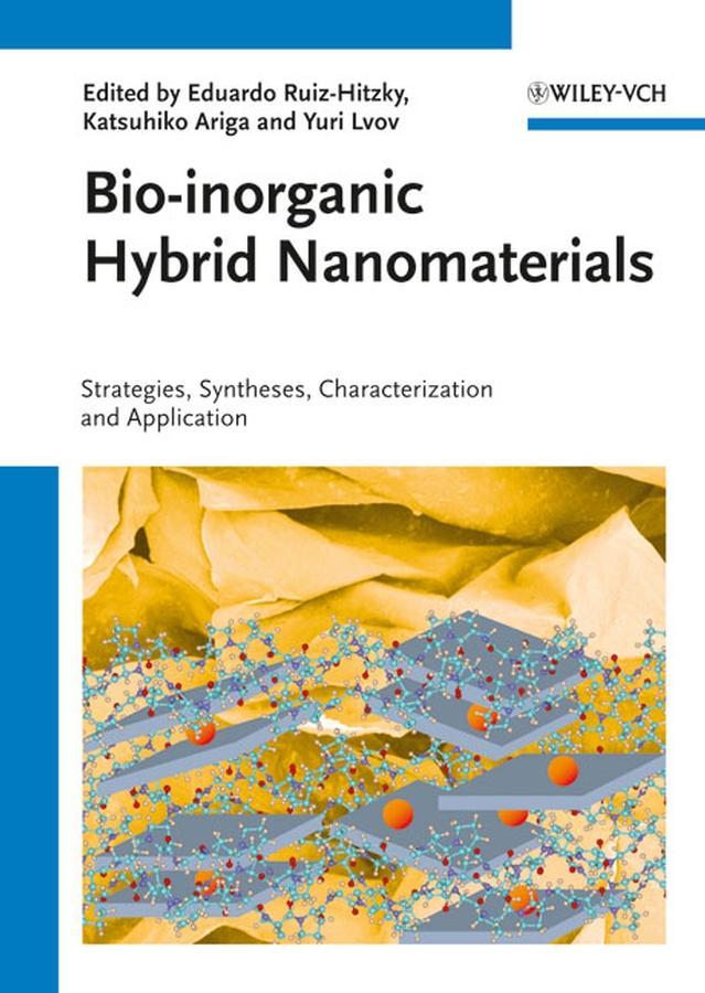 Bio-inorganic Hybrid Nanomaterials als eBook pdf