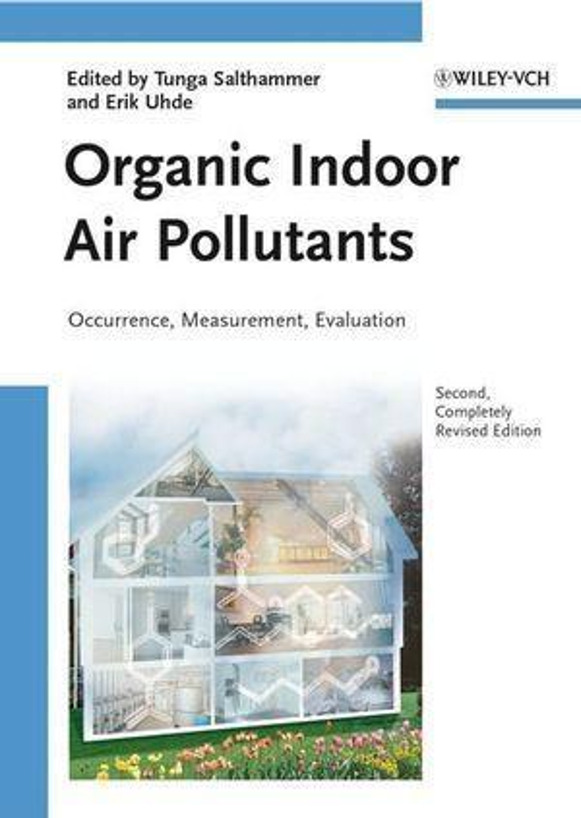 Organic Indoor Air Pollutants als eBook pdf