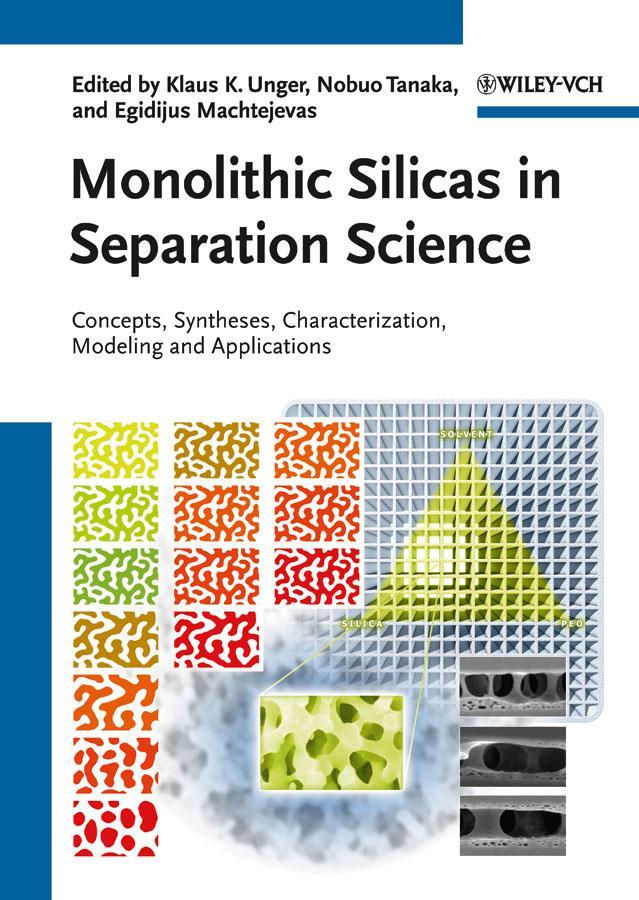 Monolithic Silicas in Separation Science als eBook epub