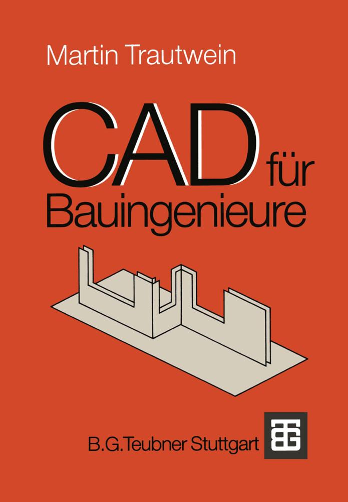 CAD für Bauingenieure als Buch (kartoniert)