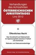 18. Österreichischer Juristentag 2012 Öffentliches Recht
