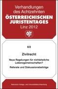 18. Österreichischer Juristentag 2012 Zivilrecht