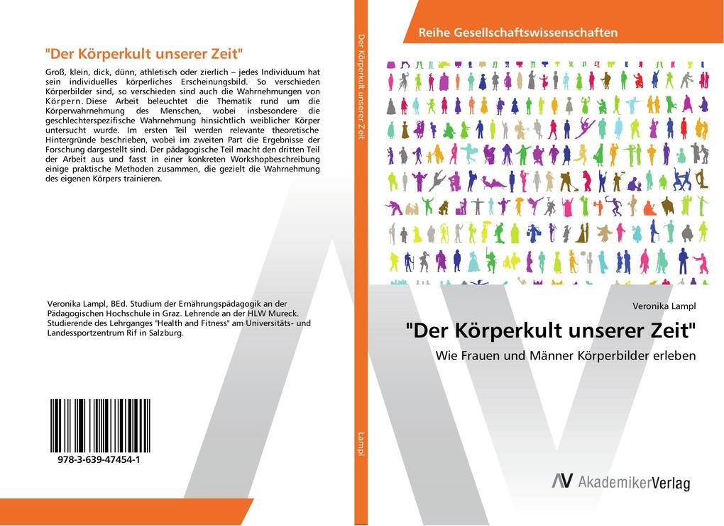 """Der Körperkult unserer Zeit"" als Buch (kartoniert)"
