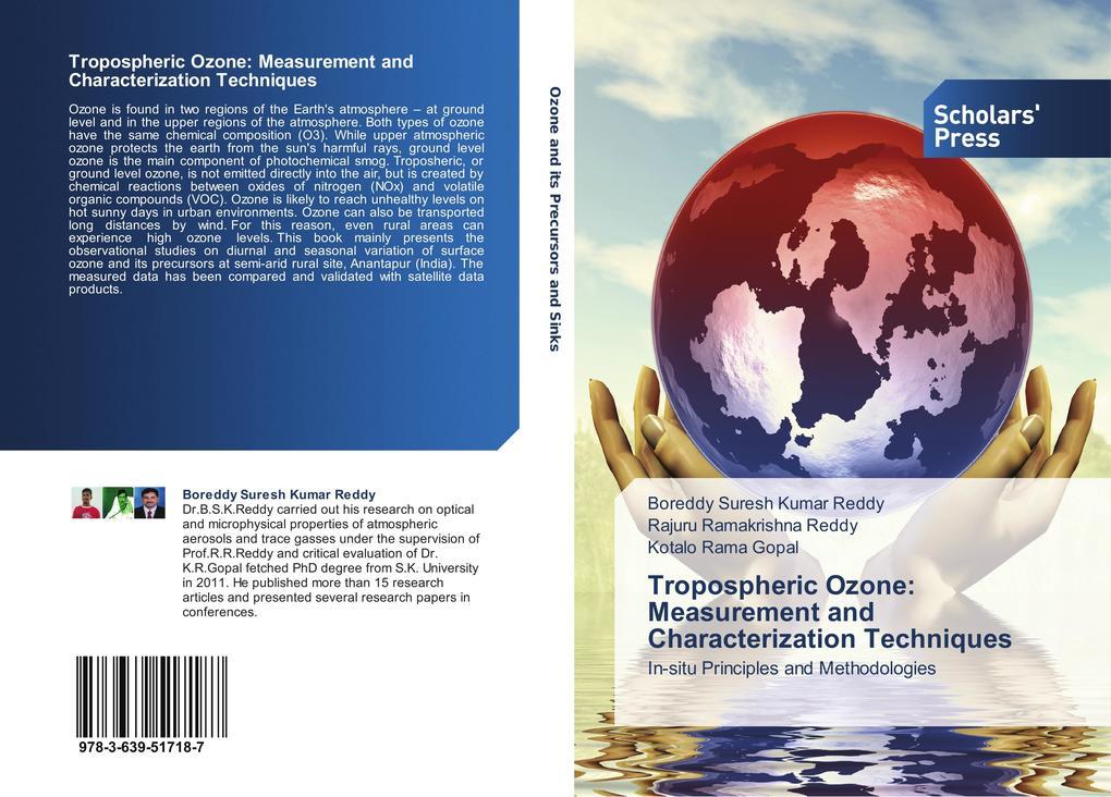 Tropospheric Ozone: Measurement and Characterization Techniques als Buch (kartoniert)