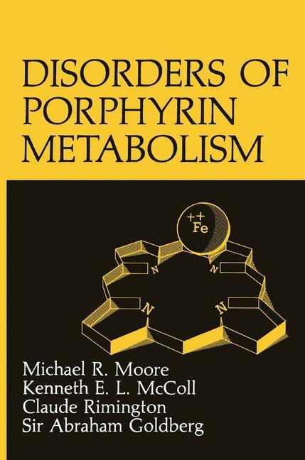 Disorders of Porphyrin Metabolism als Buch (gebunden)