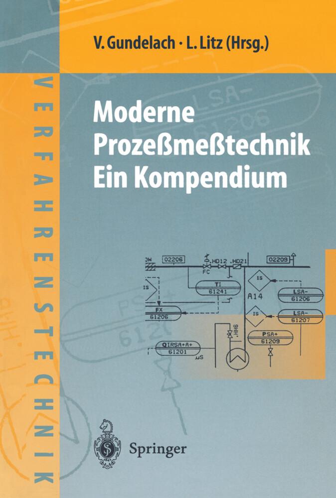 Moderne Prozeßmeßtechnik als Buch (kartoniert)