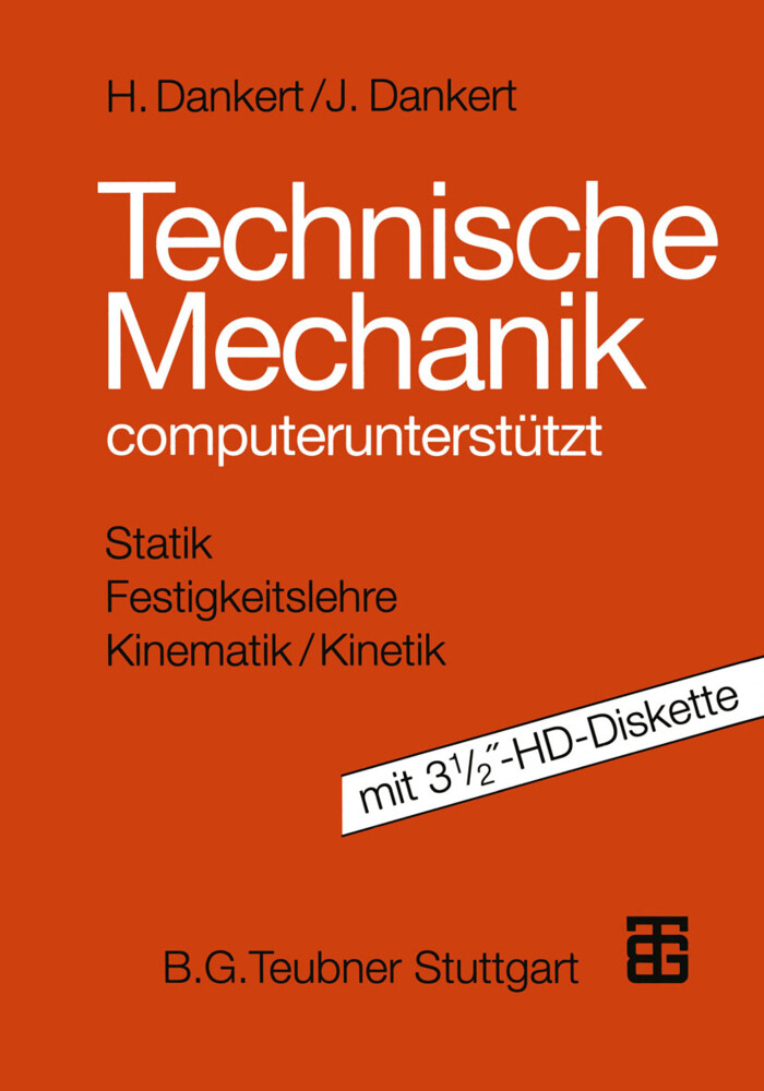 Technische Mechanik als Buch (kartoniert)
