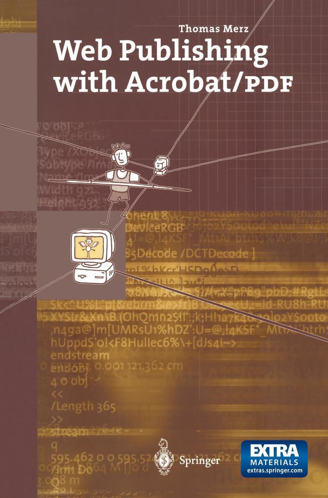 Web Publishing with Acrobat/PDF als Buch (kartoniert)