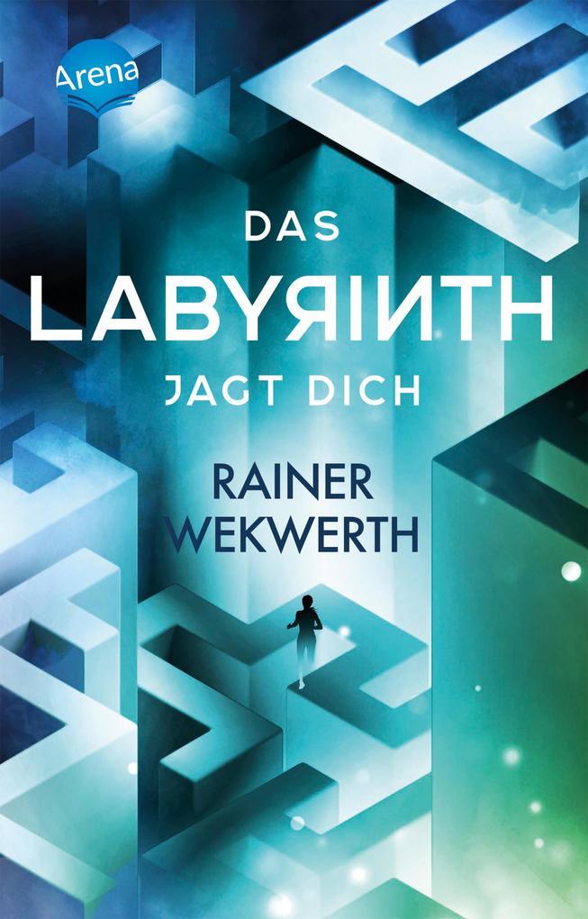 Das Labyrinth jagt dich als eBook epub